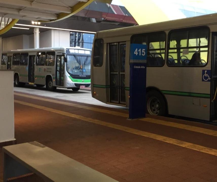 Com nova liminar, ônibus começam a circular em Maringá
