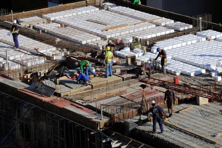 Construção civil tem o melhor desempenho dos últimos sete anos