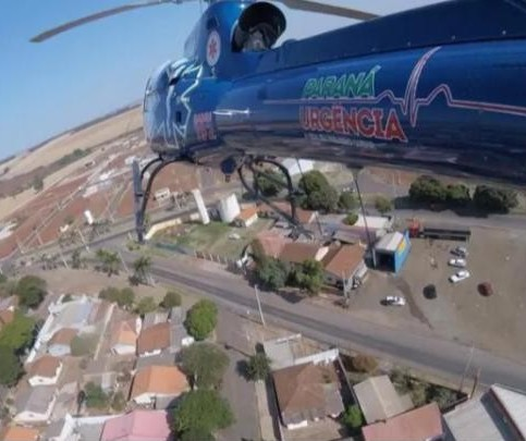 Borracheiro morre após explosão de pneu de caminhão em Iguaraçu
