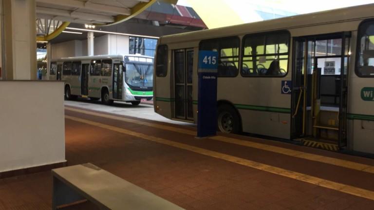 Paralisação de ônibus em Maringá entra no quarto dia