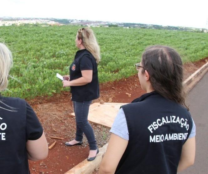 Operação mau cheiro notifica duas empresas em Maringá