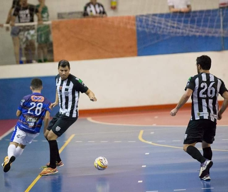 No futsal, Grêmio Maringá disputa a Série Prata
