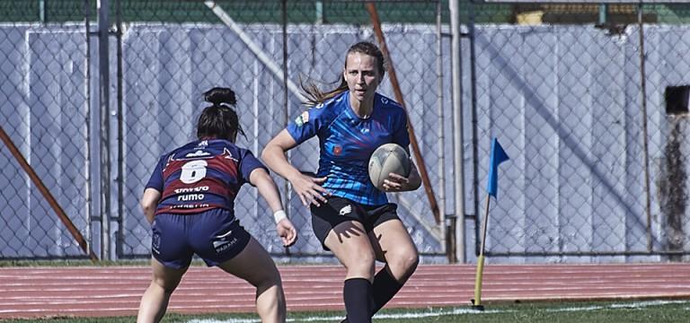 Rugby feminino de Maringá enfrenta a seleção brasileira