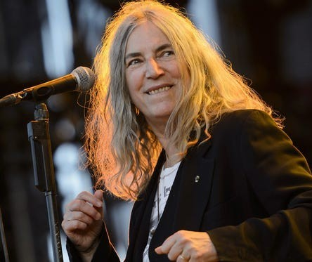 Música, arte e amizade: as memórias de Patti Smith