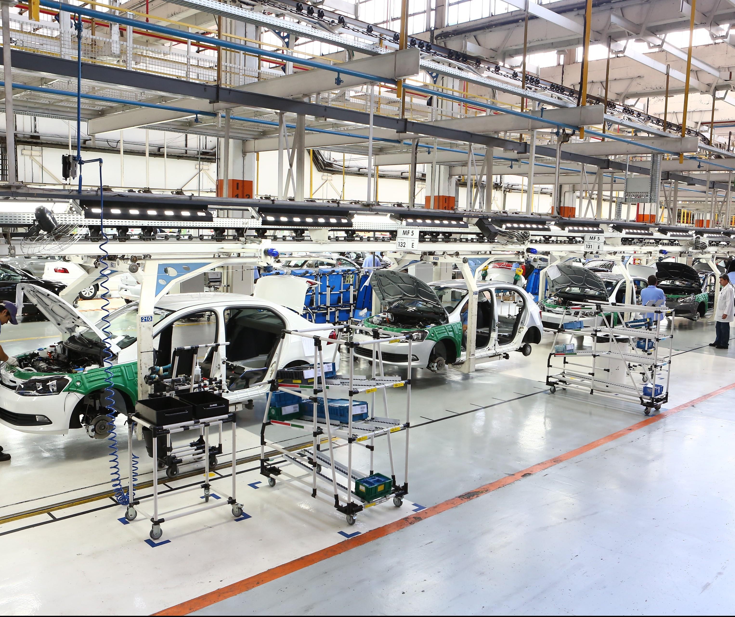 Setor automotivo teve alta de quase 12% no primeiro semestre de 2019