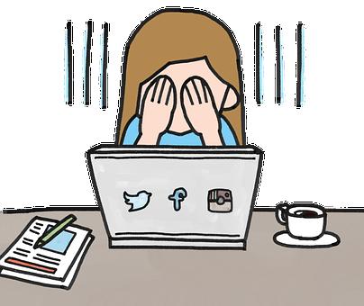 Paixão cega e falta de ética são hábitos vistos nas redes sociais