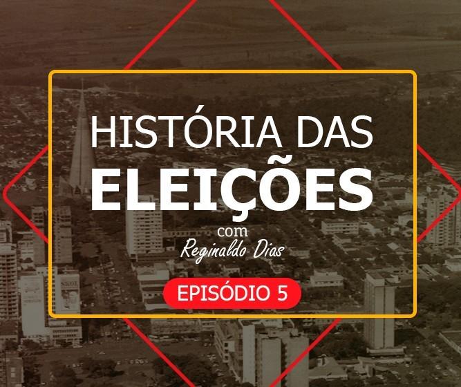 O primeiro prefeito de Maringá - História das Eleições