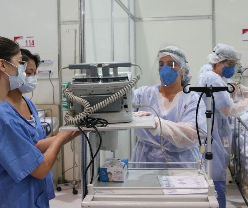 Mais de 50% dos servidores do Hospital Municipal de Maringá estão afastados