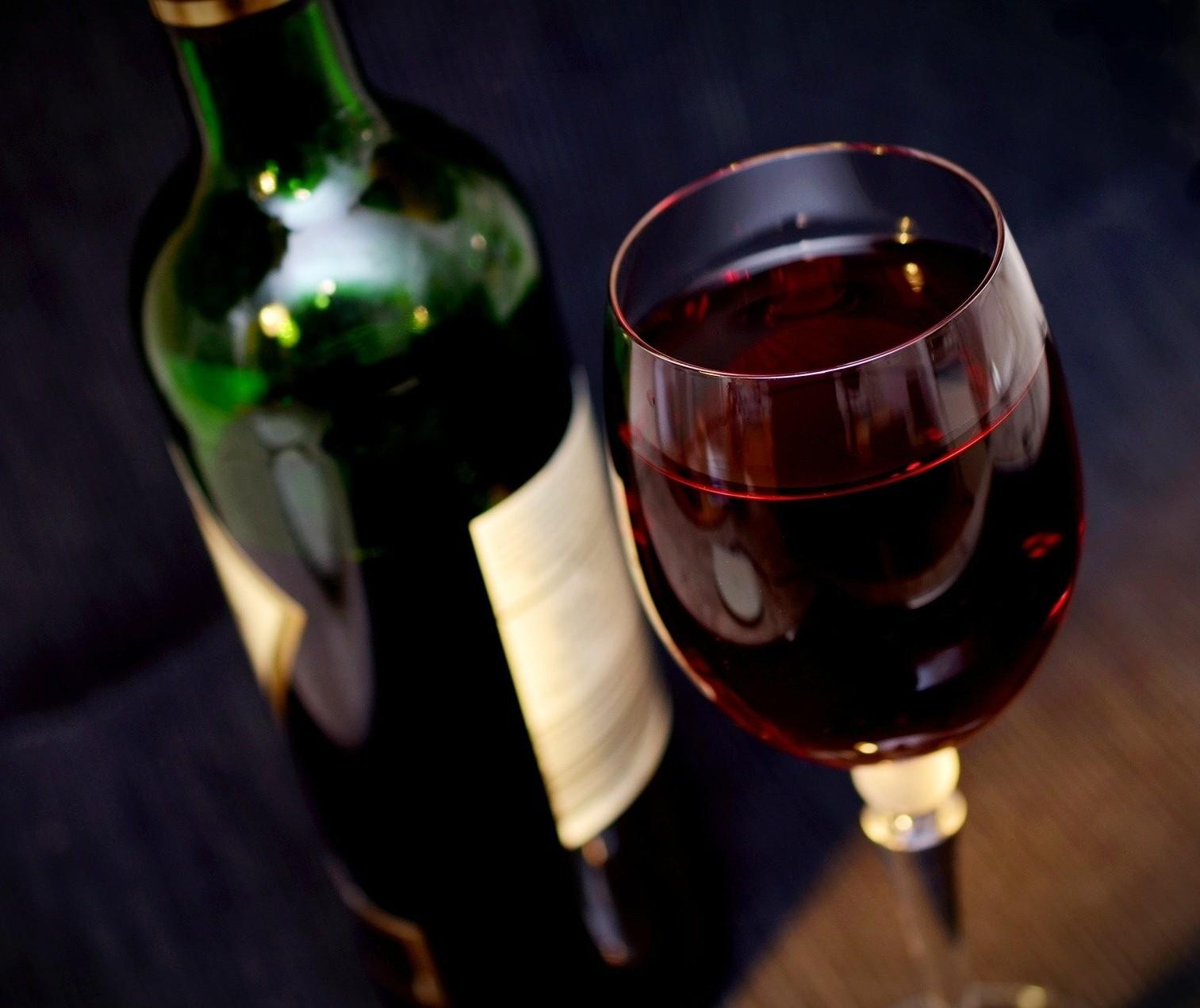 Sobre o teor de álcool no vinho