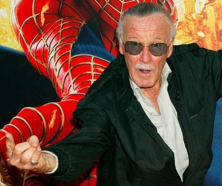 Stan Lee, a mente criativa por trás dos super-heróis da Marvel