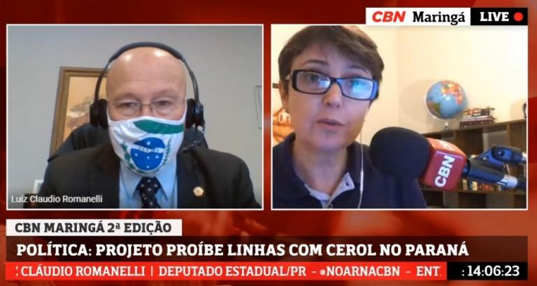 Projeto de lei estadual fecha o cerco às linhas de cerol no Paraná