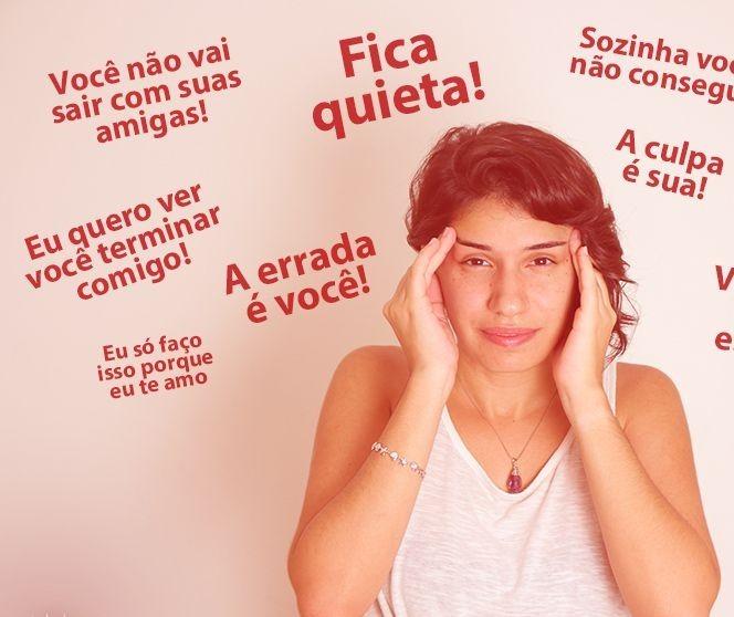 Relacionamentos abusivos: relatos e a importância de procurar ajuda
