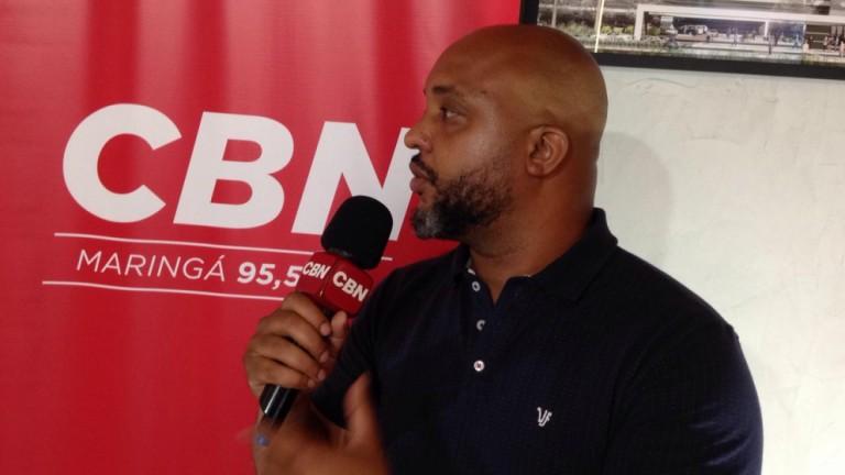 Luiz Cláudio Alves (Republicanos) quer levar para a Câmara a experîência das ruas