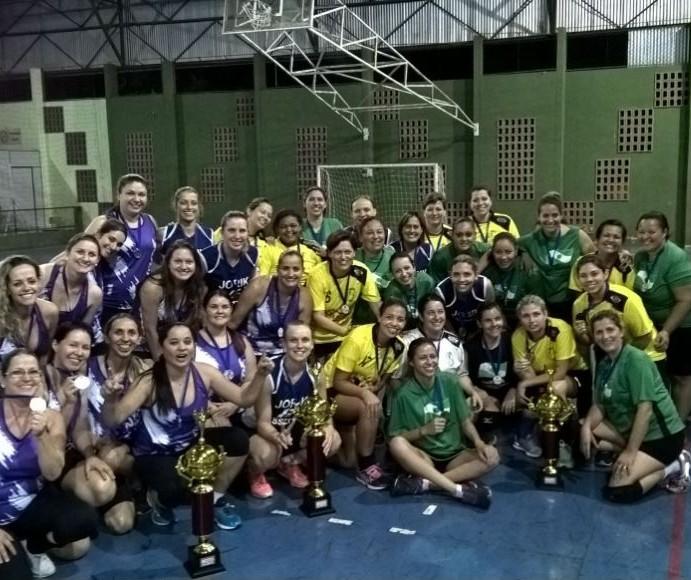 Quase 450 mulheres estão inscritas nos Jogos da Mulher Maringaense