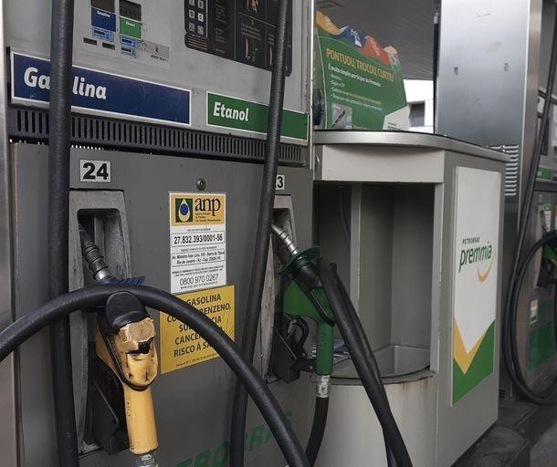 Maringá tem gasolina e etanol mais caros entre as maiores cidades do Paraná