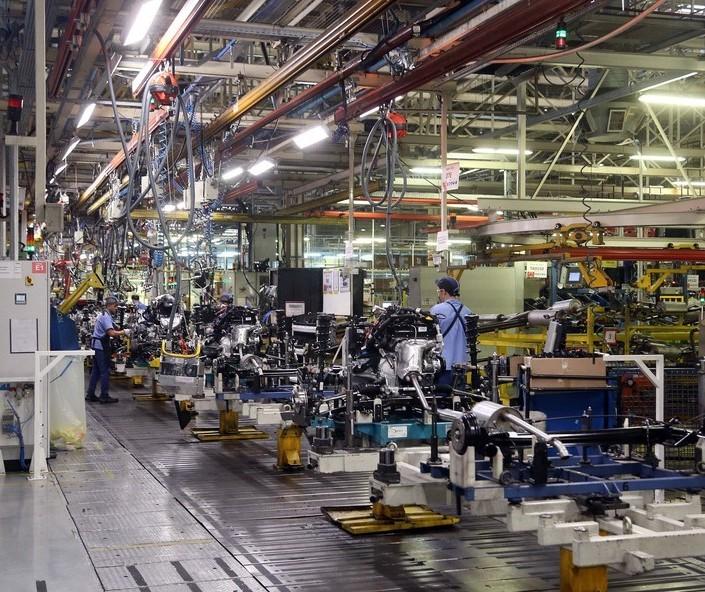 Confiança do empresário industrial do Paraná cai pelo segundo mês consecutivo