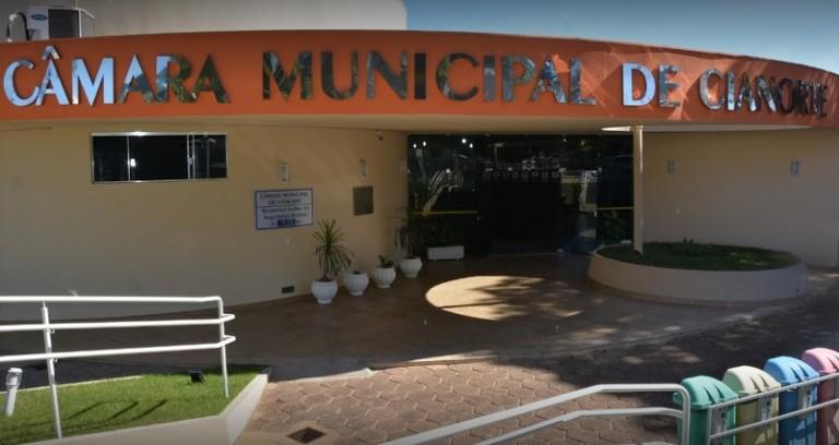 Vereador de Cianorte acusado de 'rachadinha' paga fiança e é solto