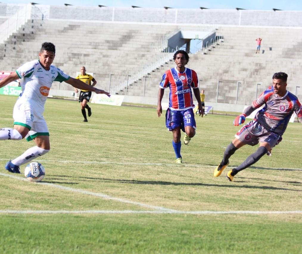 Fora de casa, Maringá FC vence a primeira partida no estadual