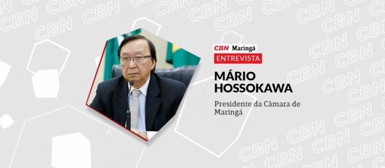 Mário Hossokawa (PP) diz que poderia fazer mais votos se não fosse a pandemia