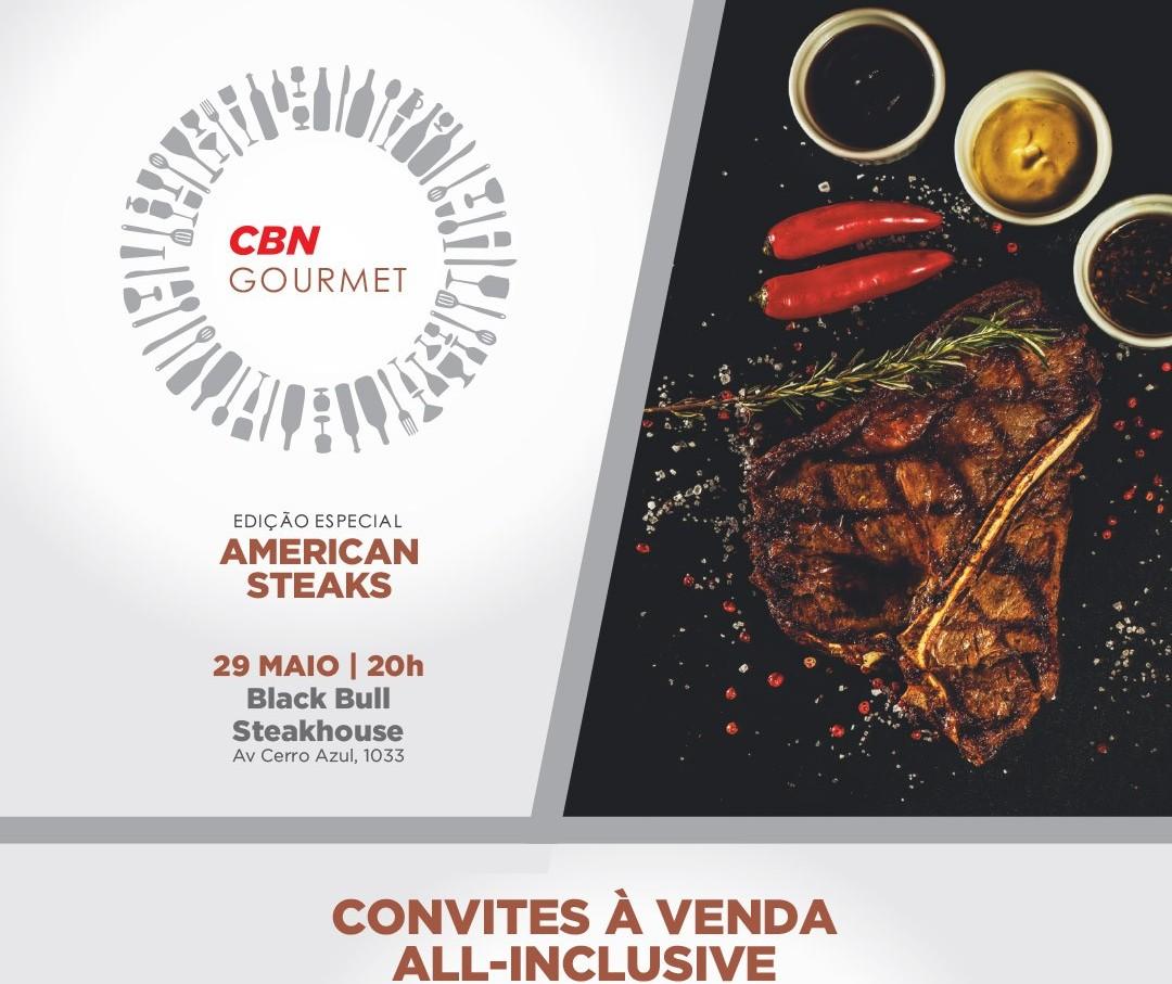 CBN Gourmet - Edição Especial American Steaks