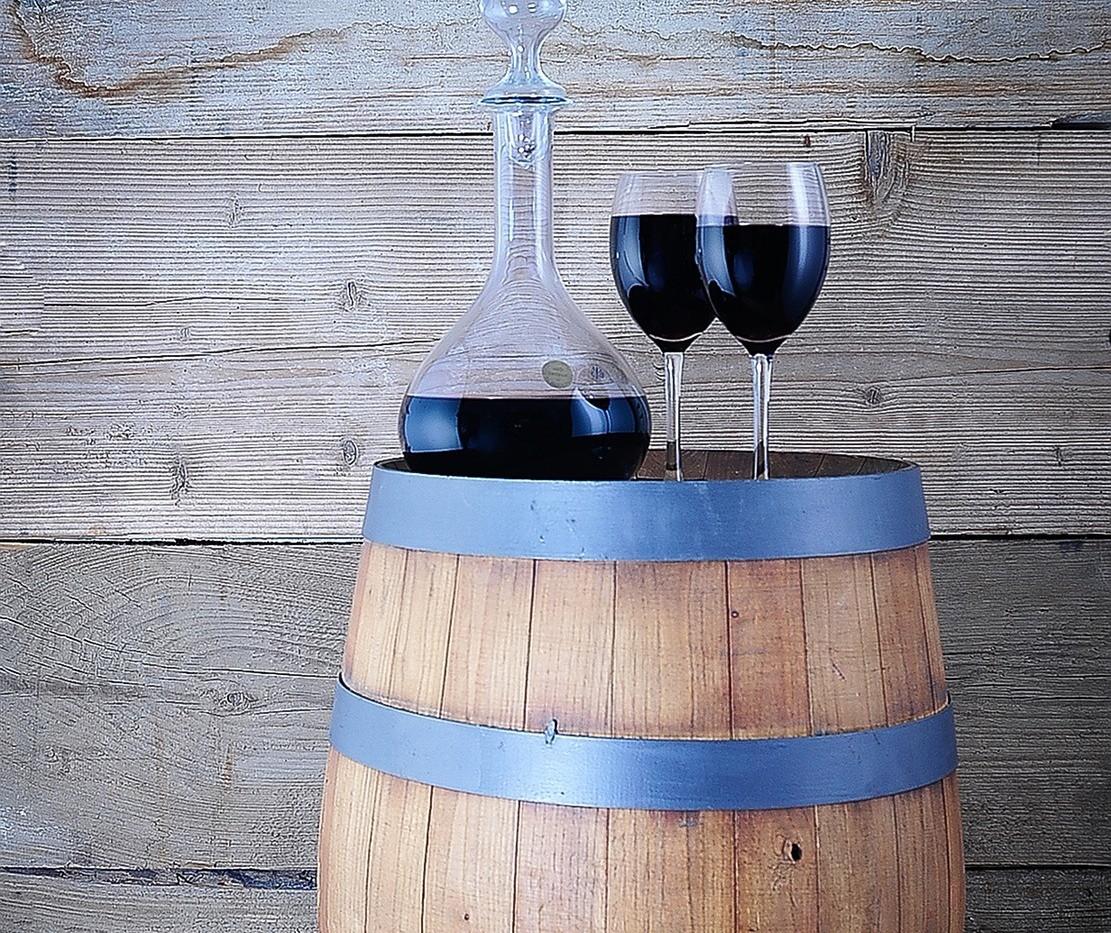 O impacto da madeira no vinho