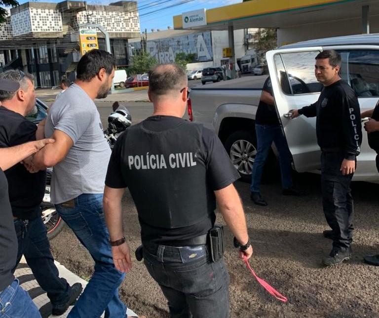 Principal suspeito de violentar e matar bailarina está preso em Maringá