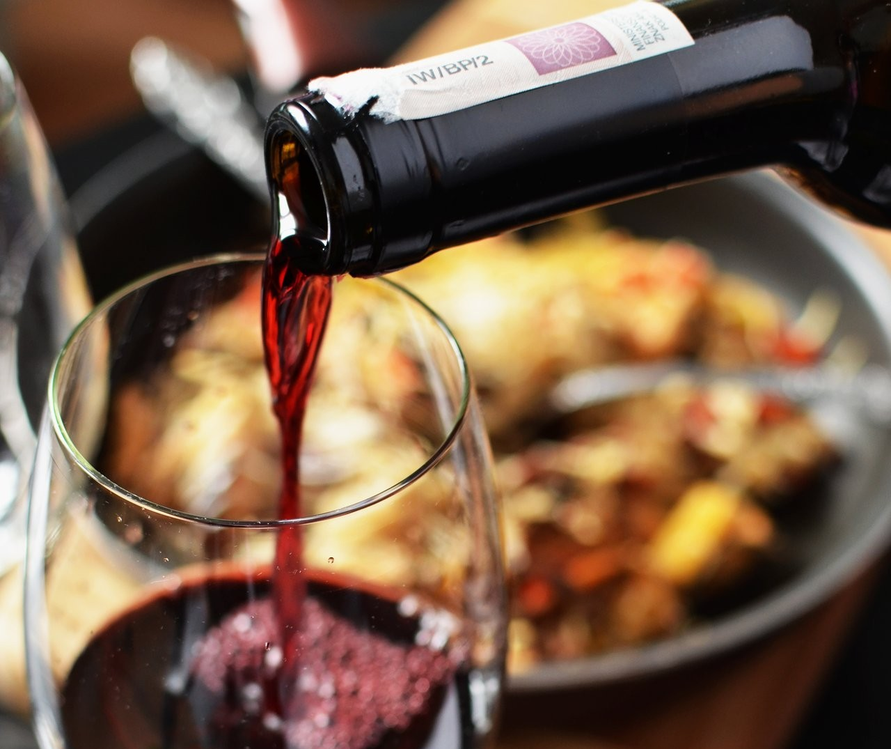 Como guardar adequadamente o vinho?