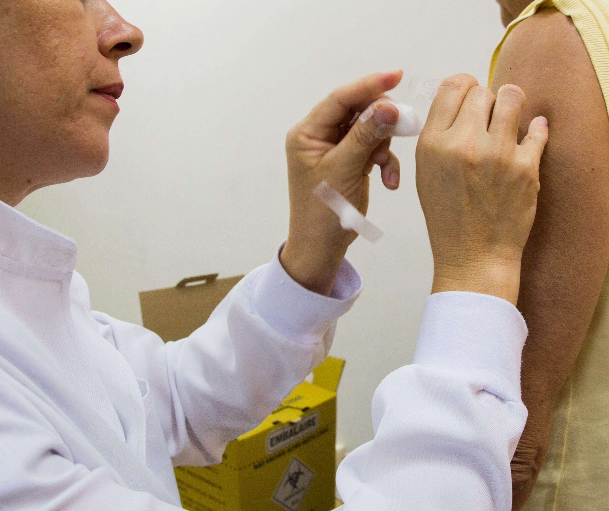 Vacinação contra gripe ultrapassa meta em Maringá