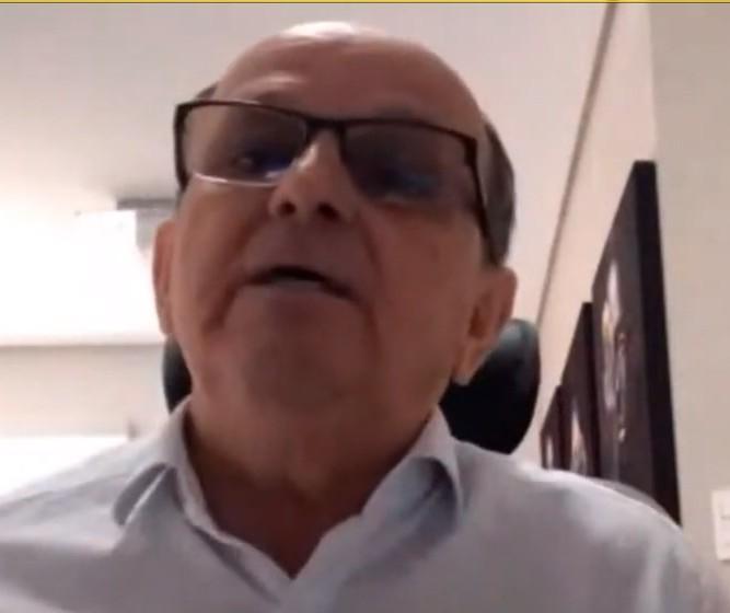 Diálogo faz falta para superar os desafios que a pandemia trouxe, diz pré-candidato Doutor Batista