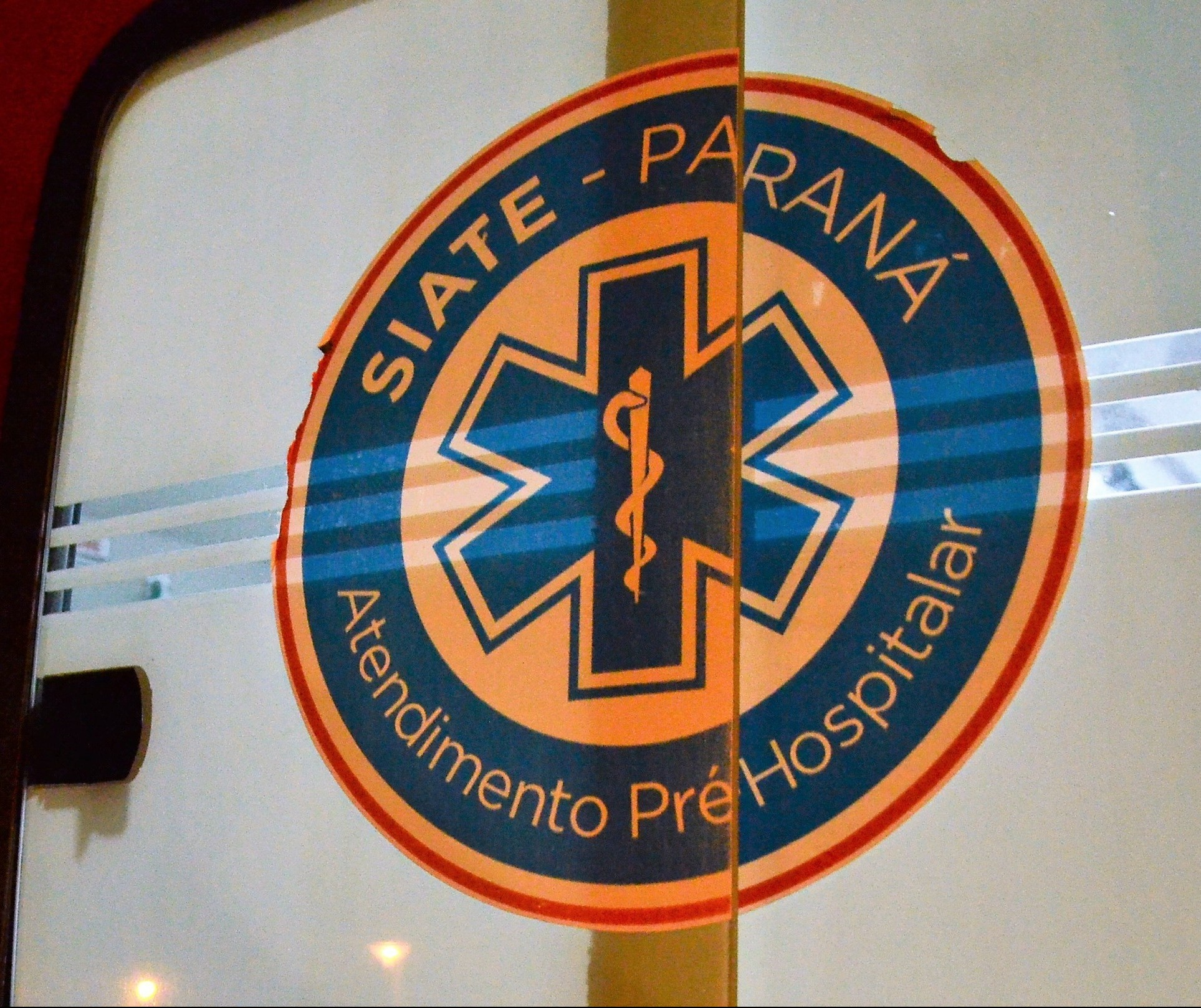 Seis pessoas foram atropeladas nesse sábado (6)
