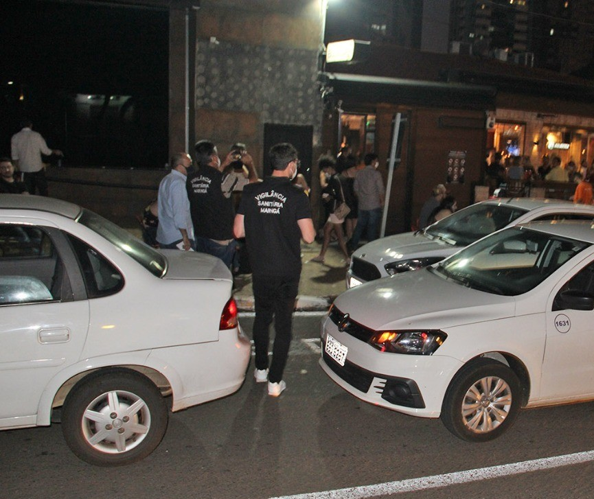 Prefeito diz que prepara decreto restritivo para evitar aglomerações