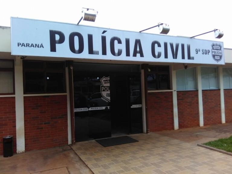 Policiais Civis prendem dois suspeitos de terem participado do primeiro assassinato do ano em Maringá