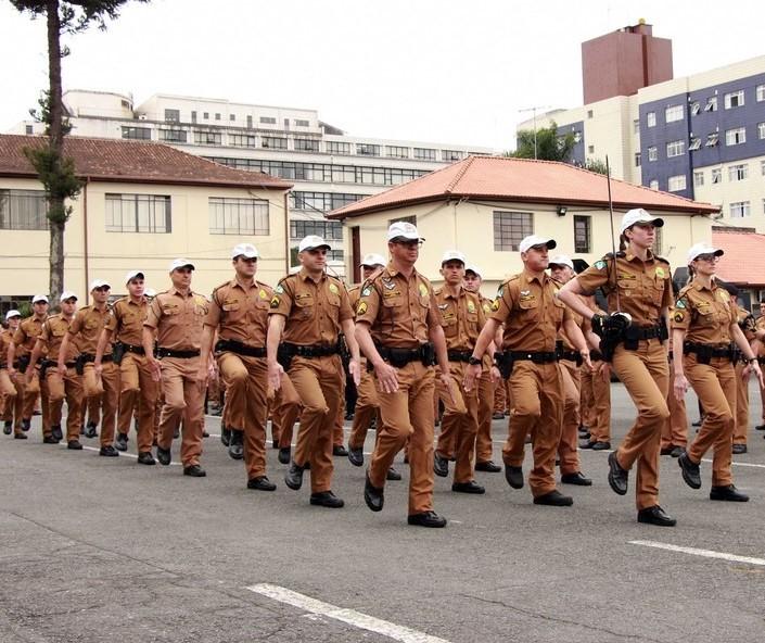 Polícia Militar do Paraná realiza concurso