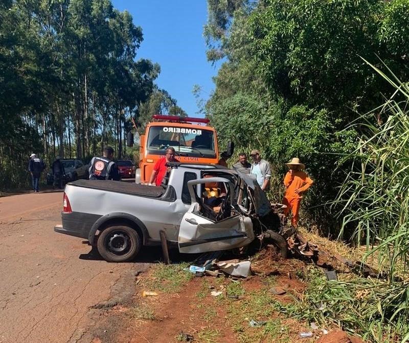 Mãe e filho morrem em acidente na região