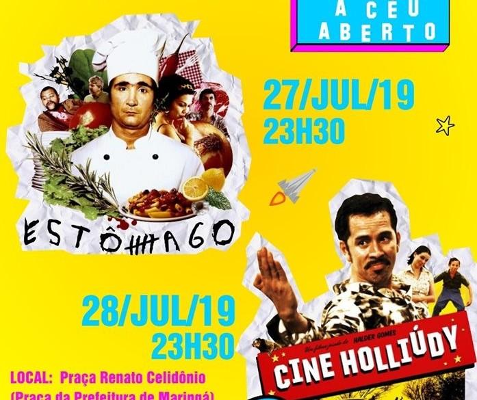 Virada Cultural conta com exibição de filmes do projeto Céu Aberto