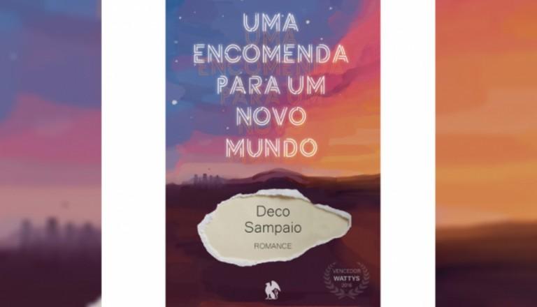 Escritor maringaense lança ficção científica sobre o Brasil no ano de 2333