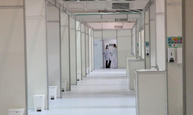 Criação de um hospital de campanha em Maringá depende do Governo do Estado, afirma secretário