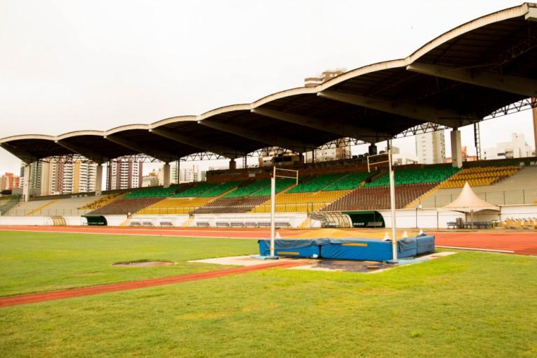 Estádio Willie Davids está quase pronto para o Paranaense