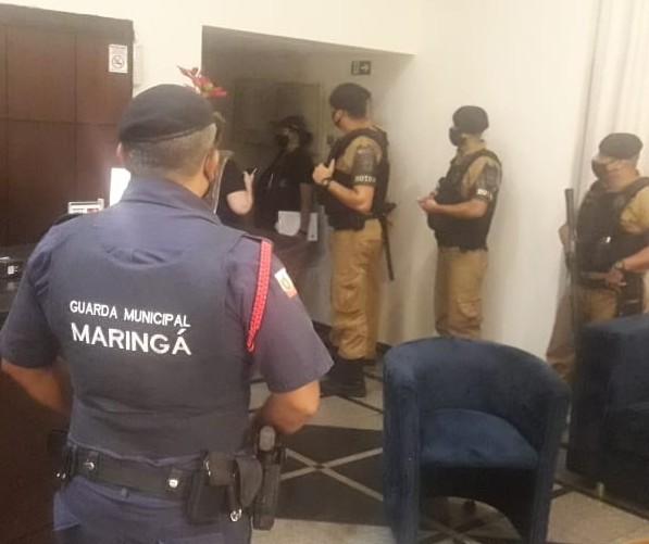 Estabelecimentos são interditados em Maringá por descumprir decreto