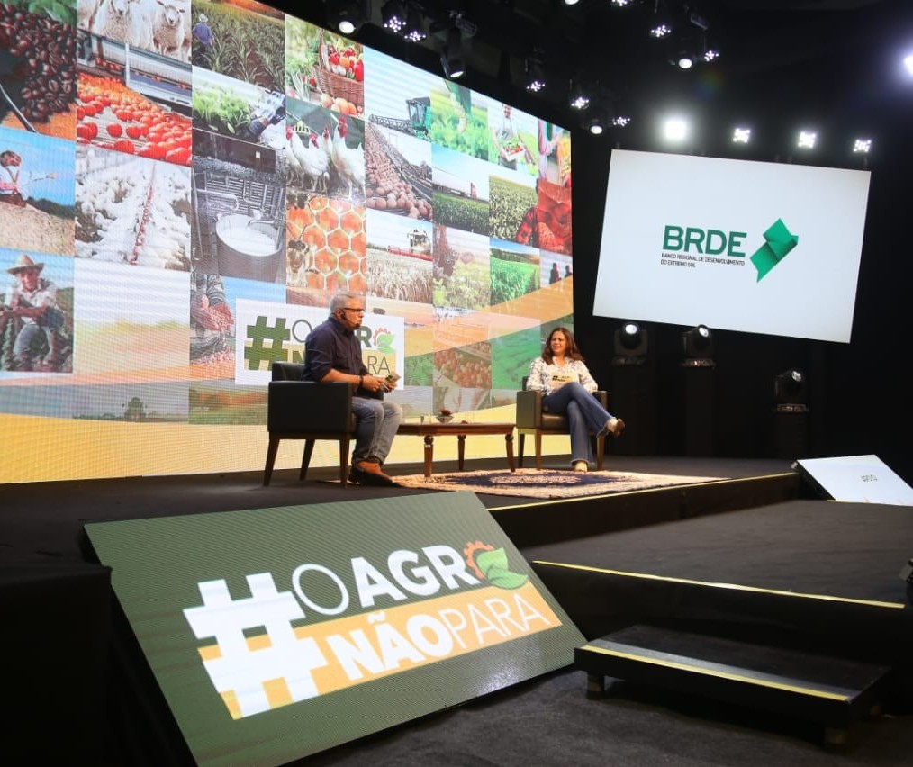 BRDE vai captar recursos internacionais para financiar a agricultura