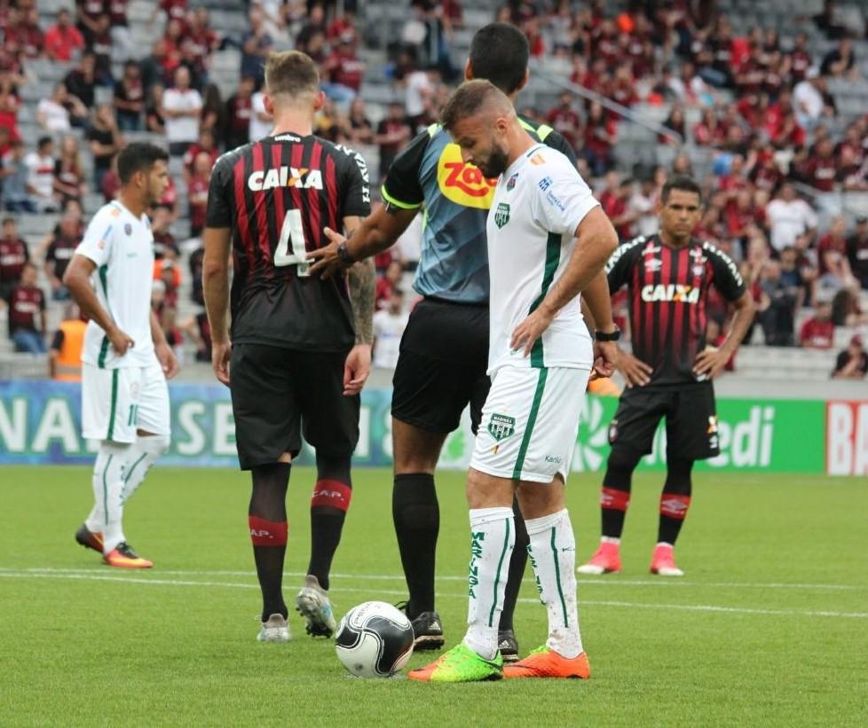 Maringá FC perde na estreia do Campeonato Estadual
