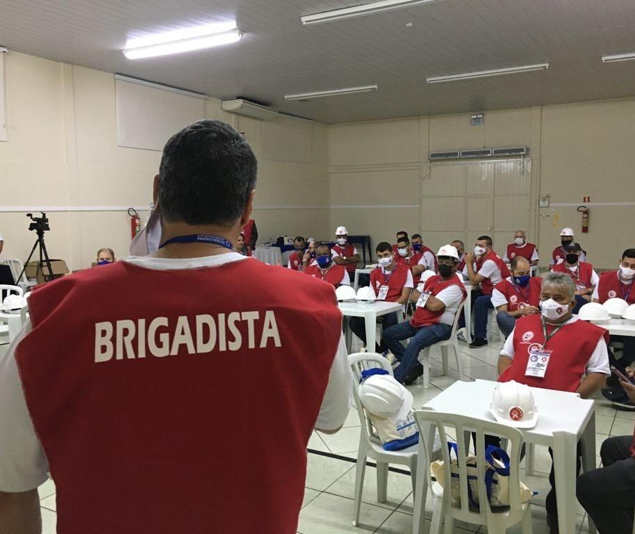 Treinamento sobre saúde e segurança no trabalho é realizado em Maringá