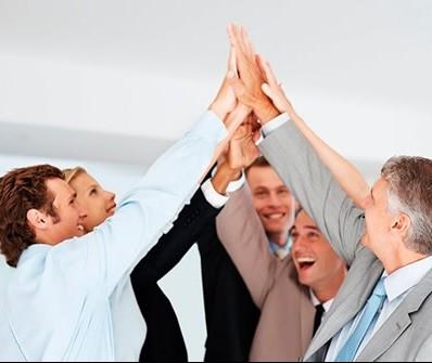 Trabalhar coletivamente dentro de uma empresa é melhor do que individualmente