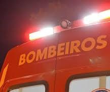 Motociclista fica em estado grave após acidente na Avenida Colombo