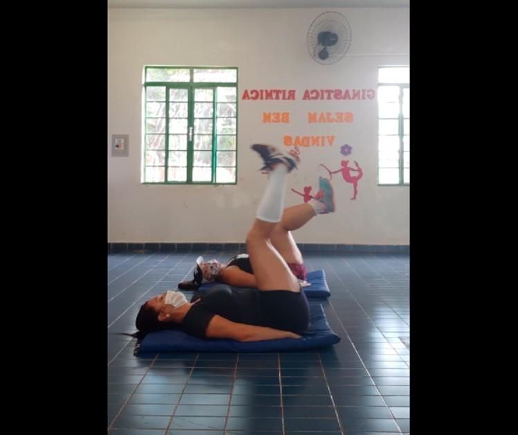 Centros esportivos oferecem aulas online em Maringá