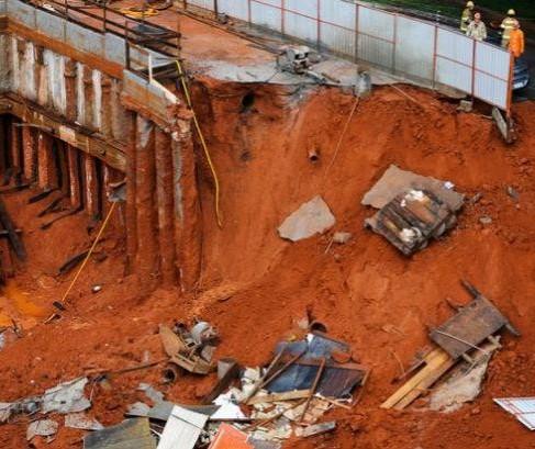 Defesa Civil emite alerta para riscos de deslizamentos e alagamentos na região