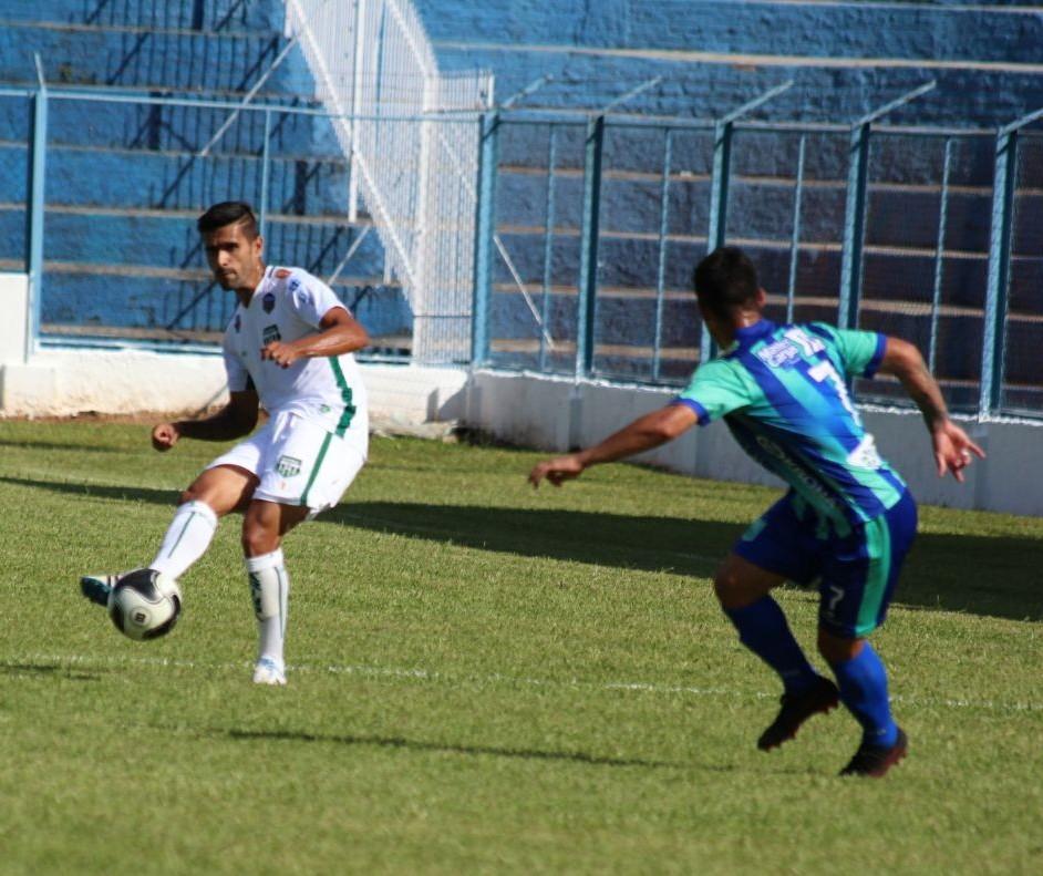 Fora de casa, Maringá FC empata com Prudentópolis