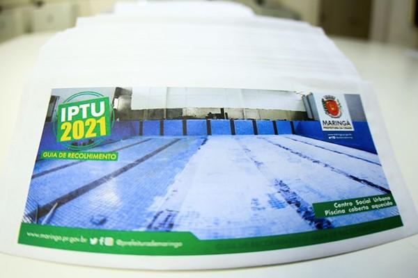 Maringá terá Plantão do IPTU nesse sábado (23)