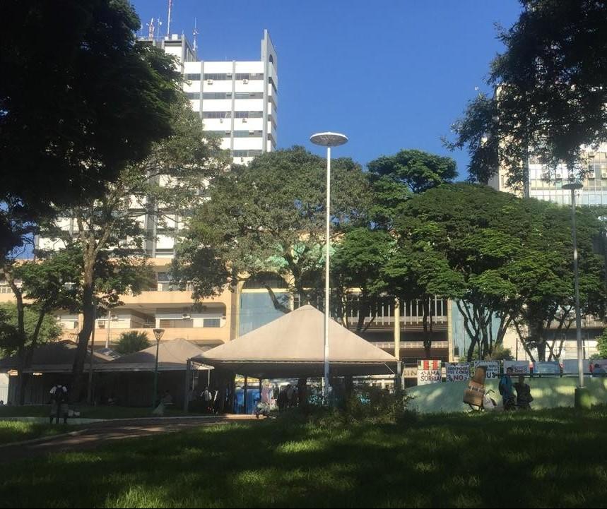 Mulheres sentem medo de pegar ônibus em pontos da Praça Raposo Tavares e Avenida Tamandaré