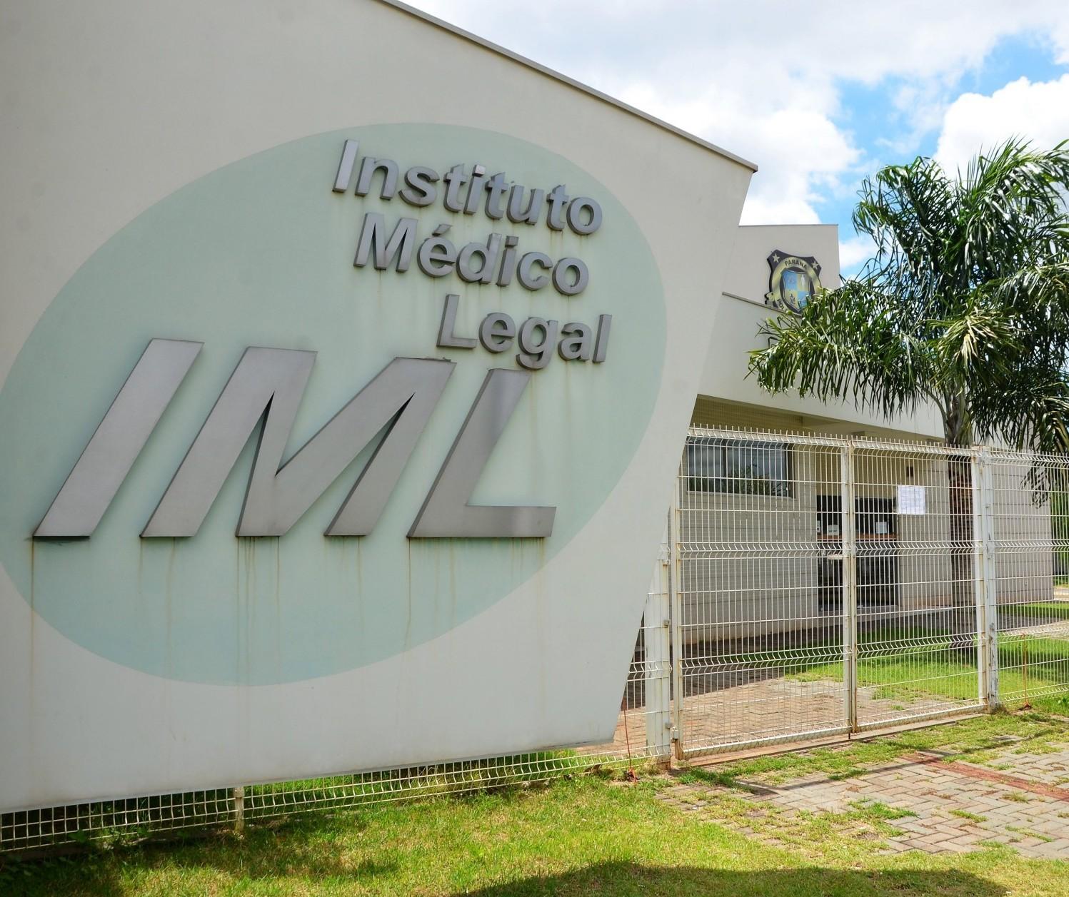 Em Maringá, IML resolve situação e segue com trabalho normal